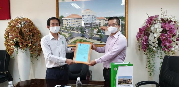 Hội chuyên gia, trí thức Việt Nam-Hàn Quốc hỗ trợ y, bác sĩ đẩy lùi đại dịch Covid-19 - ảnh 4