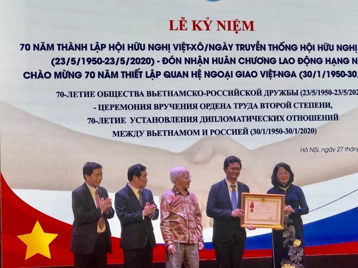 Quan hệ Việt Nam-Liên bang Nga: Tình hữu nghị bền chặt qua thời gian - ảnh 1