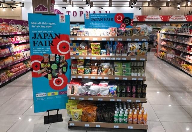 Thúc đẩy xuất khẩu sang Nhật Bản - ảnh 1