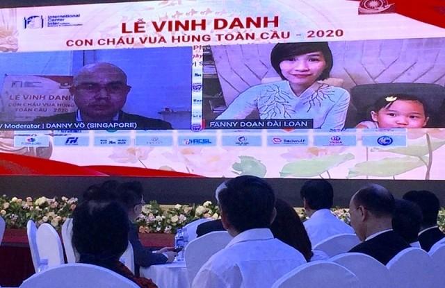 Giữ gìn bản sắc văn hoá dân tộc qua dự án Ngày Quốc tổ Việt Nam toàn cầu - ảnh 4