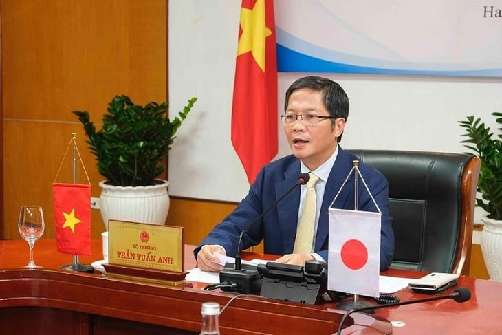 Tăng cường thúc đẩy hợp tác, liên kết chuỗi cung ứng giữa Việt Nam và Nhật Bản - ảnh 1