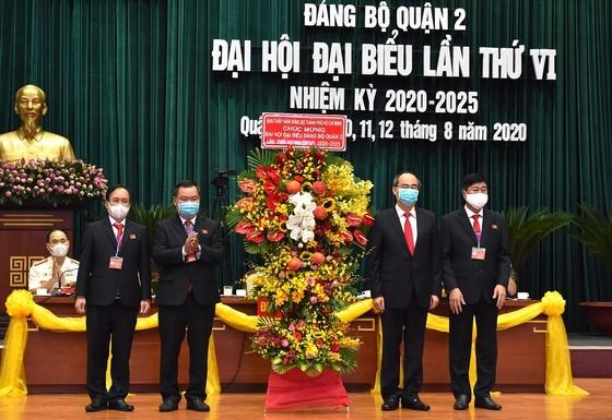 Thành phố Hồ Chí Minh phấn đấu đưa hạt nhân trung tâm tài chính của cả nước đặt tại Thủ Thiêm - ảnh 1