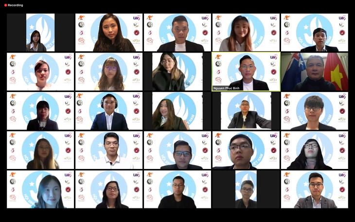 Kỳ vọng về một sân chơi bổ ích cho sinh viên Việt Nam tại Australia - ảnh 3
