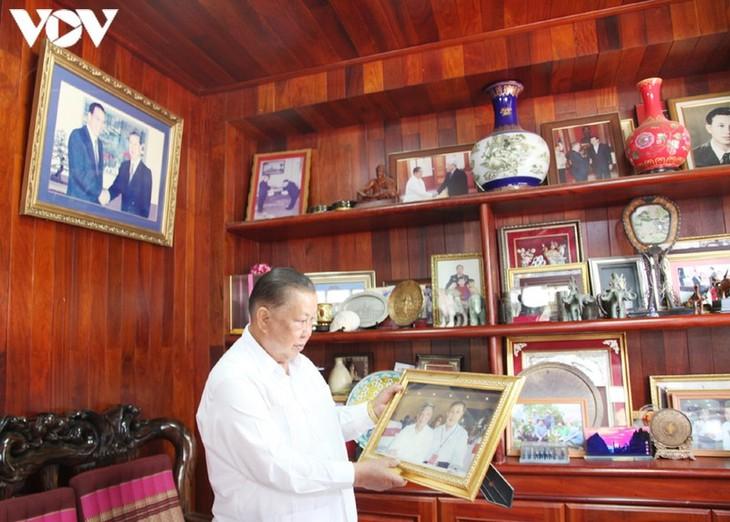 Nguyên Tổng Bí thư Lê Khả Phiêu qua lời kể của cựu đại sứ Lào tại Việt Nam - Vilayvanh Phomkhe - ảnh 2