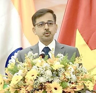 Ấn Độ coi Việt Nam là một trụ cột trong chính sách hướng Đông - ảnh 1