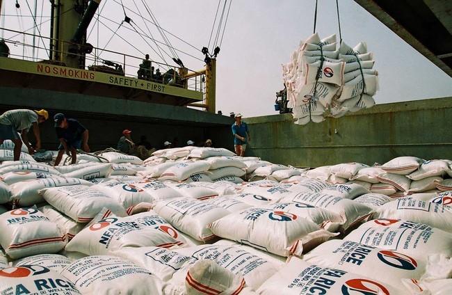Lần đầu tiên gạo Việt xuất khẩu sang Australia - ảnh 1