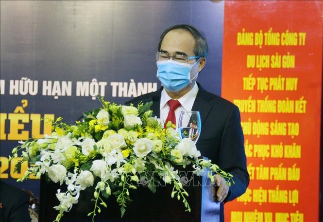 Phát triển Saigontourist thành đơn vị hàng đầu ngành Du lịch Việt Nam và khu vực - ảnh 1