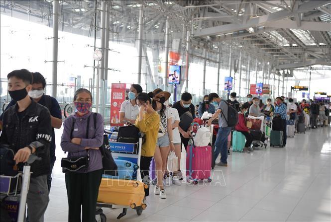 Đưa hơn 340 công dân Việt Nam từ Thái Lan về nước - ảnh 1