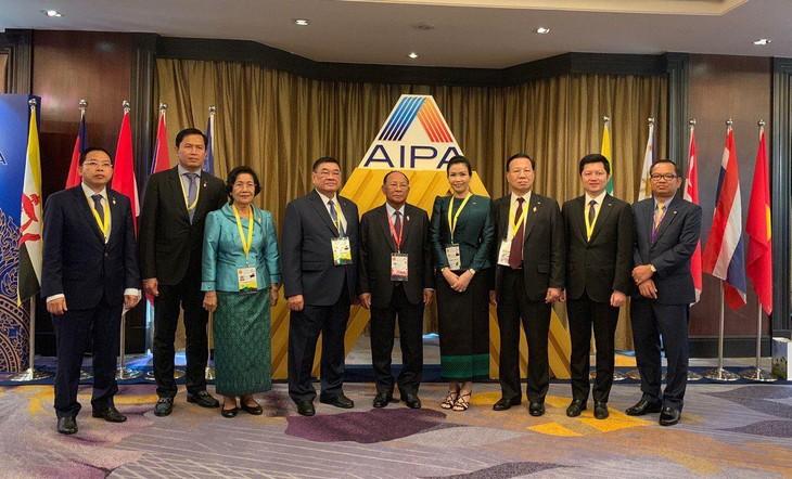 Chủ tịch Quốc hội Campuchia sẽ tham dự kỳ họp Đại hội đồng AIPA-41 - ảnh 1