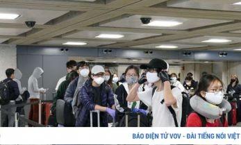 Đưa 232 công dân Việt Nam từ Uzbekistan về nước - ảnh 1
