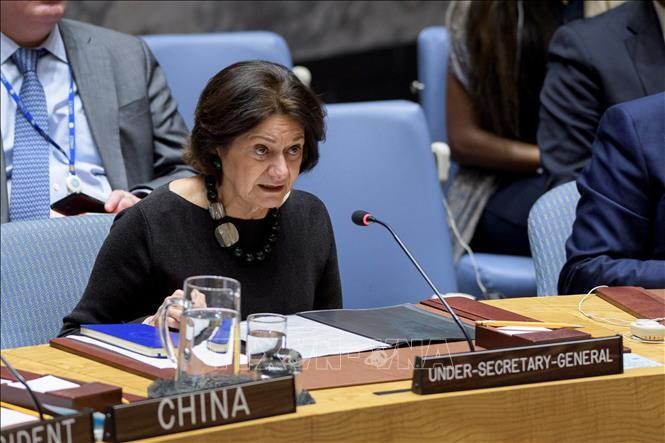 Việt Nam và HĐBA: Hội đồng Bảo an LHQ họp triển khai thực hiện Nghị quyết về thanh niên, hòa bình, an ninh - ảnh 1