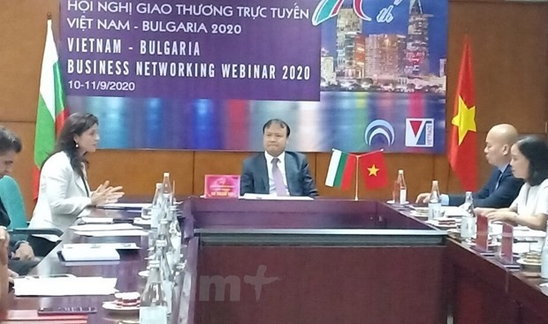 Việt Nam và Bulgaria xúc tiến thương mại - ảnh 1