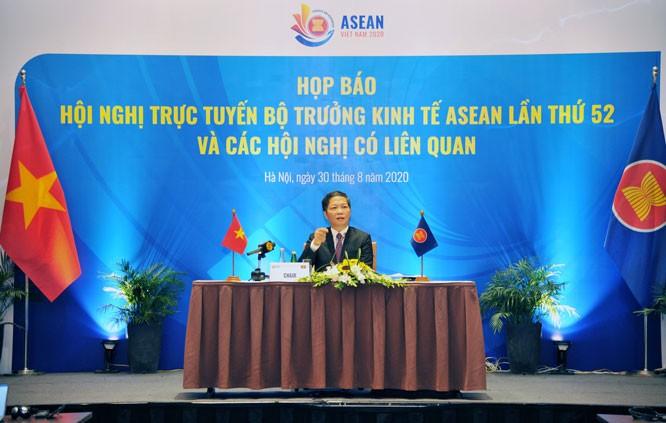 Thúc đẩy phục hồi kinh tế: Ưu tiên chính trong Hợp tác kinh tế ASEAN - ảnh 1