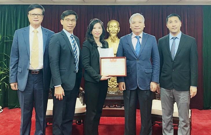 Hiệp hội phát triển Kinh tế Văn hóa Giáo dục Đài - Việt hợp tác, kết nối để tạo sự phát triển - ảnh 4
