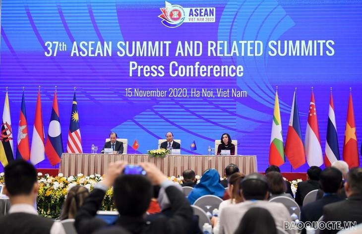 Hội nghị cấp cao ASEAN 37 và các Hội nghị cấp cao liên quan: nâng tầm hợp tác với các đối tác - ảnh 1