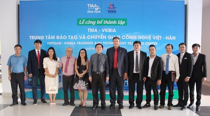 Thành lập Trung tâm Đào tạo và Chuyển giao Công nghệ Việt - Hàn - ảnh 3