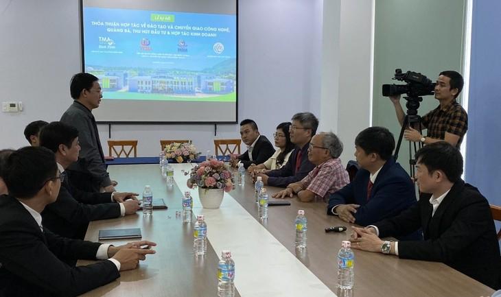 Thành lập Trung tâm Đào tạo và Chuyển giao Công nghệ Việt - Hàn - ảnh 4