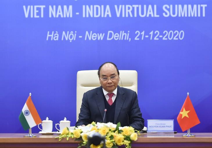 Việt Nam - Ấn Độ đặt mục tiêu kim ngạch thương mại đạt 15 tỷ USD/năm - ảnh 1