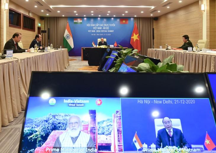 Việt Nam - Ấn Độ đặt mục tiêu kim ngạch thương mại đạt 15 tỷ USD/năm - ảnh 2