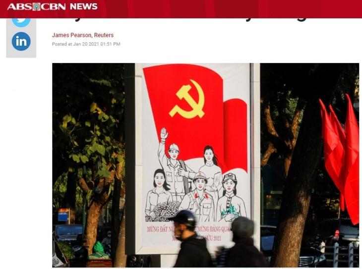 """Truyền thông quốc tế """"giải mã"""" niềm tin của công chúng đối với thành công của Việt Nam - ảnh 1"""