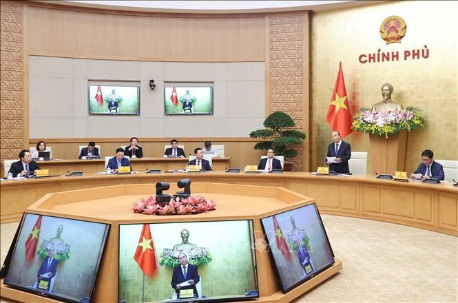 Thủ tướng chủ trì họp Ủy ban Quốc gia về Chính phủ điện tử - ảnh 1