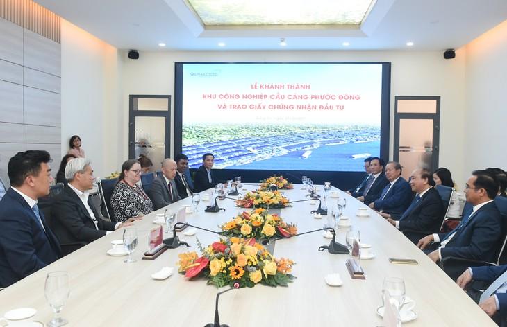 Việt Nam sẽ tạo kinh doanh thuận lợi hơn nữa cho các nhà đầu tư nước ngoài - ảnh 1