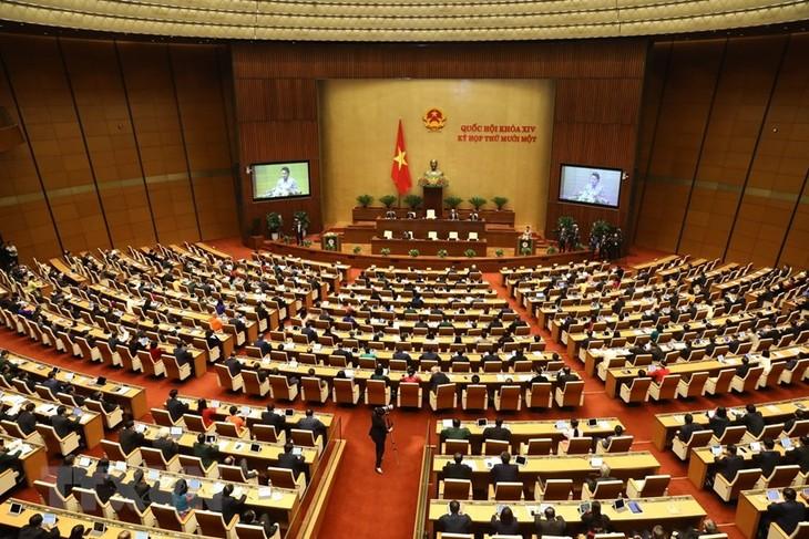Quốc hội khóa XIV: Tự hào về những thành quả đã đạt được - ảnh 1