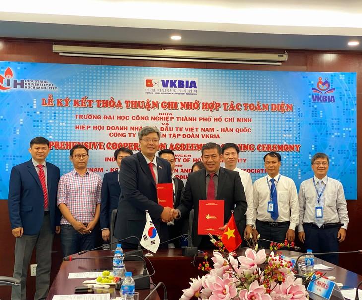 Liên kết giáo dục và đào tạo nhằm phát triển nguồn nhân lực chất lượng cao tại Thành phố Hồ Chí Minh - ảnh 1
