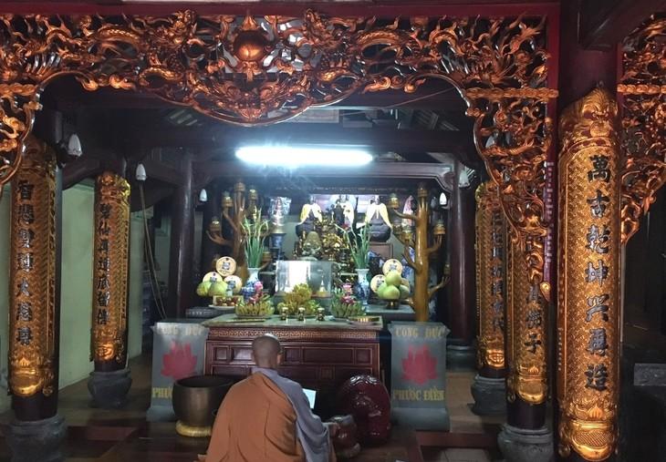 Ngôi chùa thời Trần ở vùng sông Mã - ảnh 3