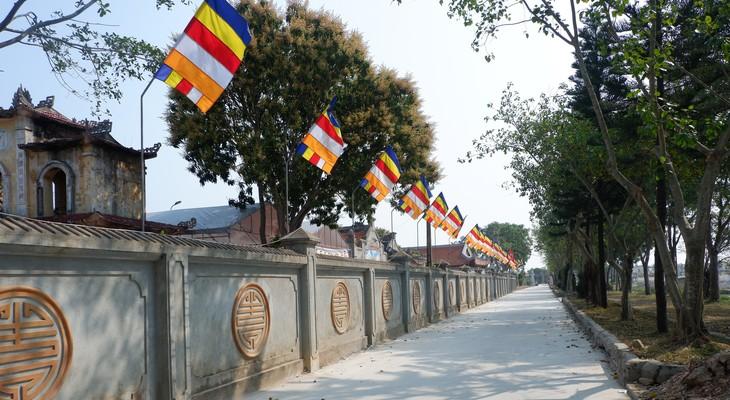 Ngôi chùa thời Trần ở vùng sông Mã - ảnh 8