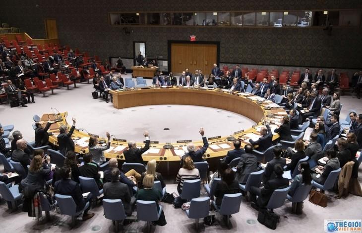 Chủ tịch nước Nguyễn Xuân Phúc sẽ chủ trì Phiên thảo luận mở Cấp cao Hội đồng bảo an Liên hợp quốc - ảnh 1