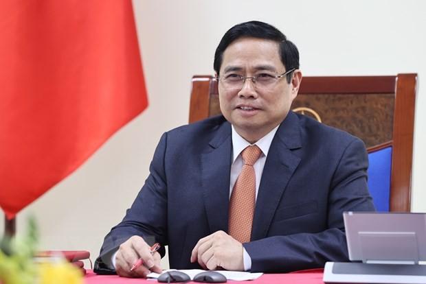 Thủ tướng Chính phủ Phạm Minh Chính tham dự Hội nghị các Nhà Lãnh đạo ASEAN - ảnh 1