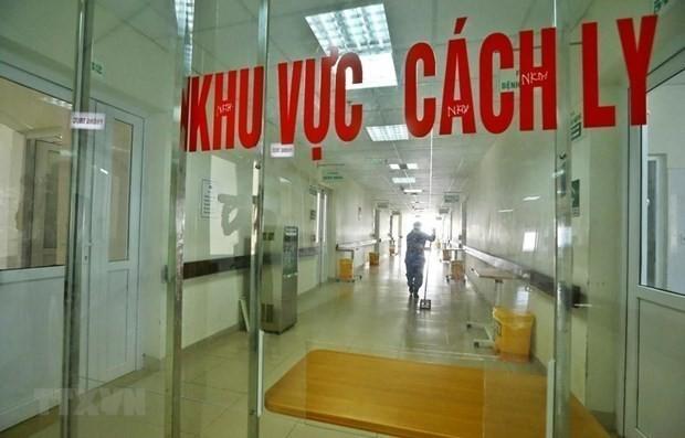 Dịch COVID-19: Việt Nam ghi nhận 8 ca mắc mới COVID-19 - ảnh 1
