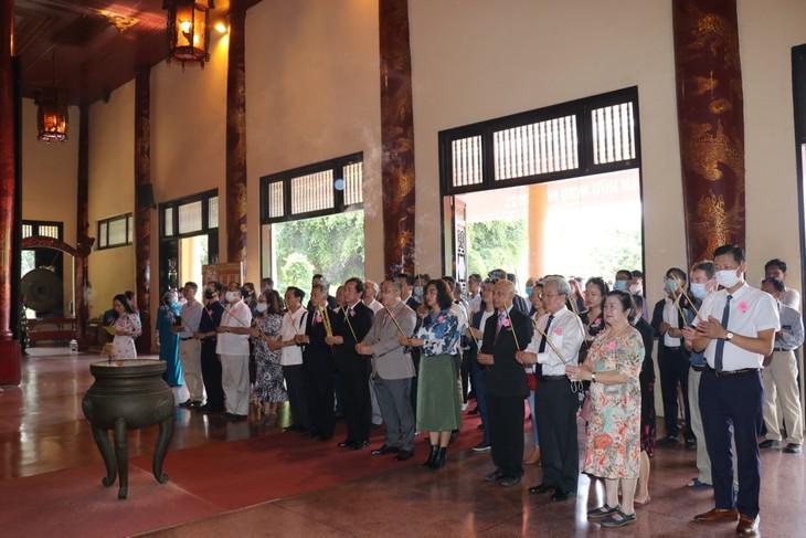 300 kiều bào họp mặt Xuân Hữu nghị tại tỉnh Đồng Nai - ảnh 2