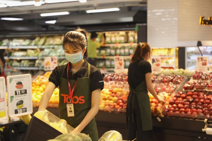 Central Retail cam kết tỷ lệ hàng hóa Việt Nam sẽ đạt trên 90% tại thị trường Việt - ảnh 1