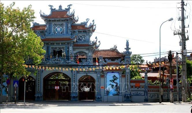 Giáo hội Phật giáo Việt Nam yêu cầu tạm dừng sinh hoạt tôn giáo ở các địa phương có dịch COVID-19 - ảnh 1