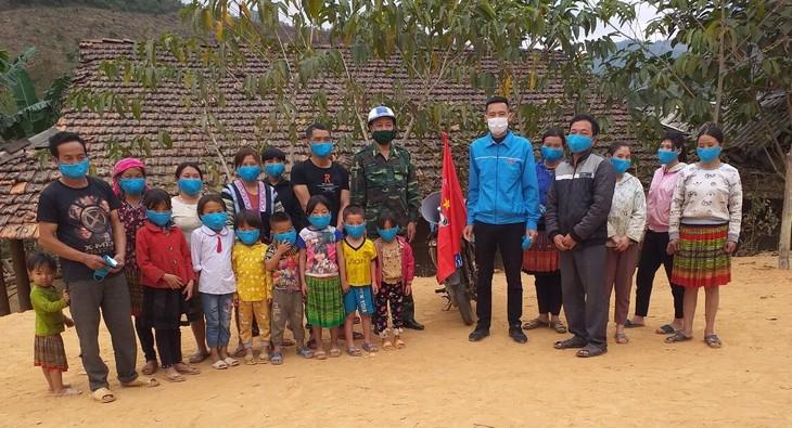 Tỉnh Sơn La chú trọng tuyên truyền bầu cử bằng tiếng dân tộc thiểu số - ảnh 1