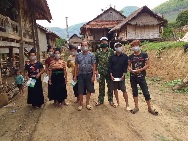 Tỉnh Sơn La chú trọng tuyên truyền bầu cử bằng tiếng dân tộc thiểu số - ảnh 3