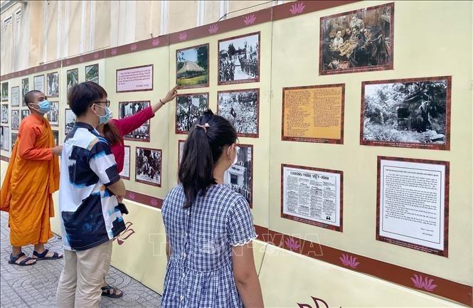 Các hoạt động kỷ niệm 131 năm Ngày sinh Chủ tịch Hồ Chí Minh - ảnh 1