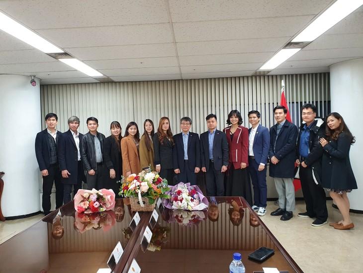 Người Việt Nam tại Hàn Quốc đoàn kết, tương trợ lẫn nhau và hòa nhập tốt với xã hội sở tại  - ảnh 3