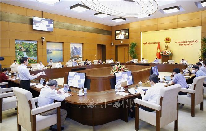 Dự kiến ngày 14/6 khai mạc Phiên họp thứ 57 của Ủy ban Thường vụ Quốc hội khóa XIV - ảnh 1
