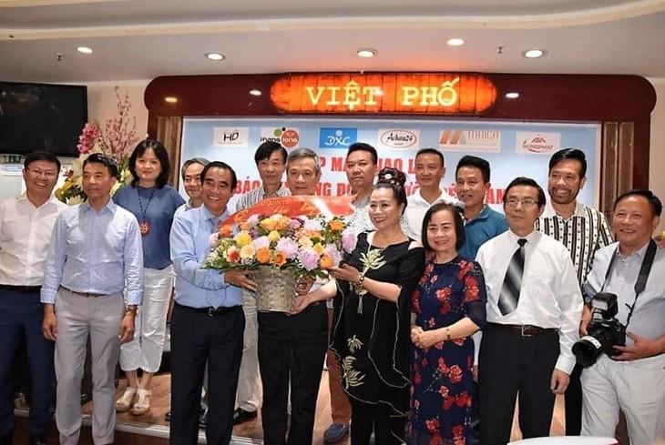 Chuyện về Báo chí cộng đồng người Việt ở Đức - ảnh 10
