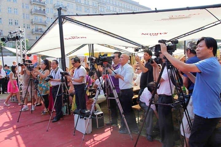 Chuyện về Báo chí cộng đồng người Việt ở Đức - ảnh 7