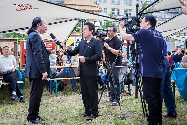 Chuyện về Báo chí cộng đồng người Việt ở Đức - ảnh 9