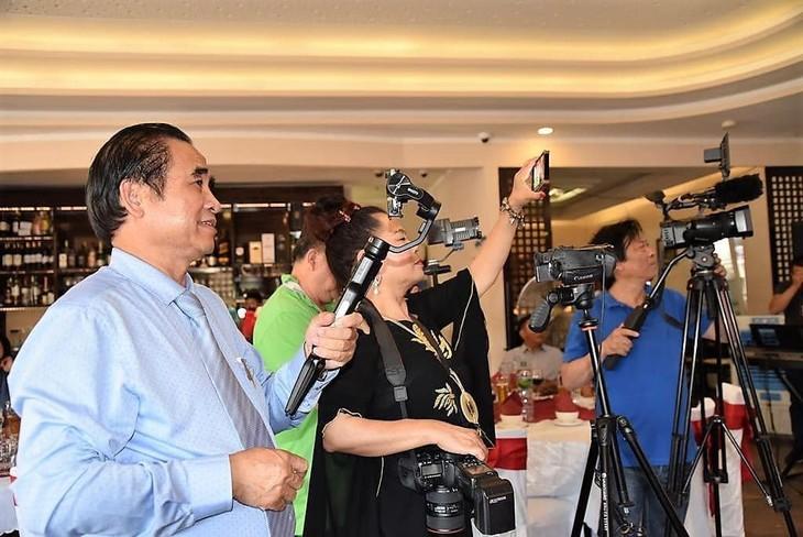 Chuyện về Báo chí cộng đồng người Việt ở Đức - ảnh 5