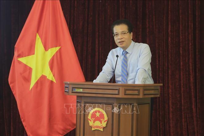 Đại sứ Việt Nam tại Nga chia sẻ khó khăn của phóng viên thường trú trong giai đoạn dịch COVID-19 - ảnh 1