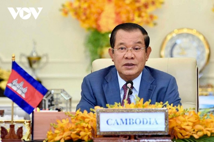 Thủ tướng Campuchia Hunsen gửi thư chúc mừng Thủ tướng Phạm Minh Chính - ảnh 1