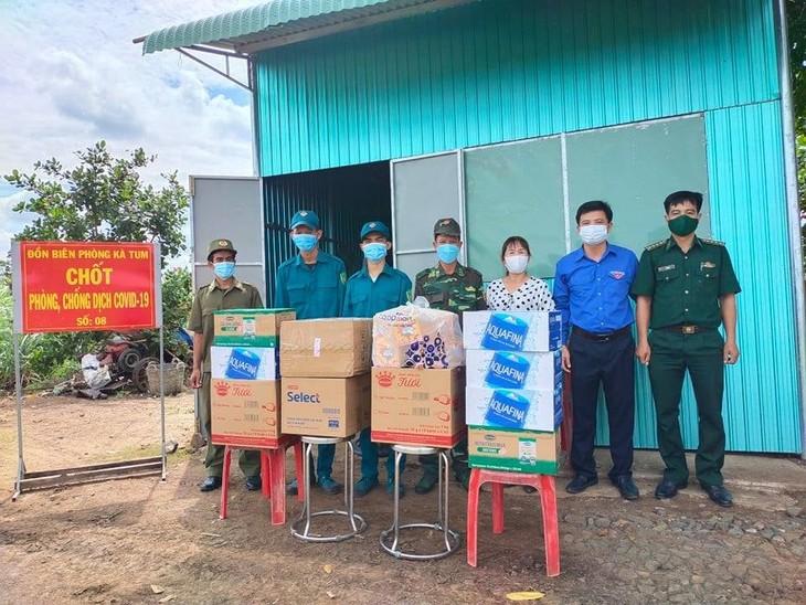 Hội người Việt Nam tại Gyeongbuk-Daegu, Hàn Quốc đồng hành  cùng Việt Nam đẩy lùi dịch bệnh Covid-19 - ảnh 4