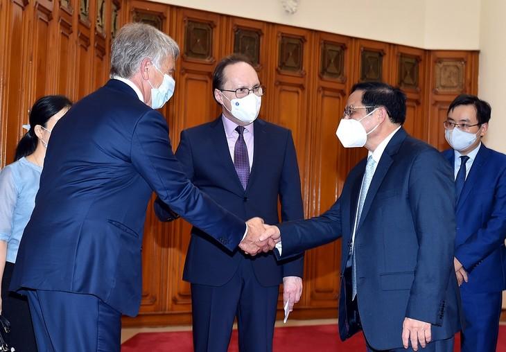 Việt Nam – Nga tăng cường quan hệ hữu nghị truyền thống và Đối tác chiến lược toàn diện - ảnh 1