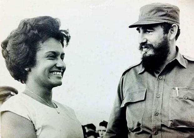 Vĩnh biệt Nhà báo Cuba Marta Rojas, người bạn thân thiết của nhân dân Việt Nam - ảnh 1
